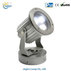 IP65 실외용 LED 스팟 조명 LED 잔디 조명 3W 6W 9W 12W LED 가로 조명, 알루미늄 정원 풍경 조명 건축용 호텔 조명