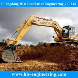 Usado Hitachi Máquina de Construção Escavadeira de rodas de Mineração