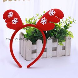 De Hoofdband van Kerstmis voor Jonge geitjes en de Volwassen Decoratie van de Toebehoren van het Haar