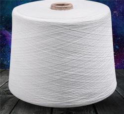 編むヤーンおよび編むヤーンのための織物の100%年の綿によってとかされるヤーン