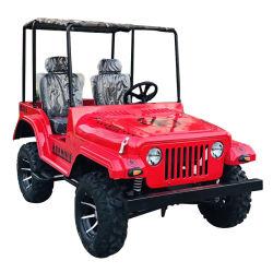 オイル250cc/200ccの大人販売のためのクォードATV&UTVを競争させる12インチの荷車引きのガソリン力