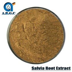 Salvia raíz Miltiorrhizae Dan-Shen Extracto Extracto Tanshinone Iia-Sulfonic Sodio