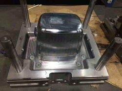 Cesta de plástico Máquina de moldeo por inyección de servo y molde