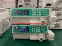 CE 인증 고품질 대형 스크린 주사기 주입 펌프 가격/주입 펌프 가격