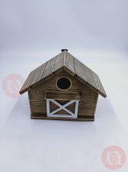 나무 새 하우스 // 그림 공급