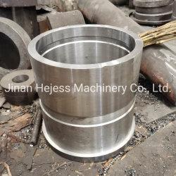 Shell Shell forgé forger le matériau est SS41 de l'acier ASTM A351 A286 inox CF8 A36 S235 en acier au carbone de matériel en acier au carbone 1018