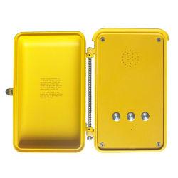 На заводе три аварийные кнопки быстрого набора телефона водонепроницаемый телефон