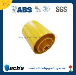Tubo rotondo di Pultruded della vetroresina di resistenza della corrosione con le certificazioni di ISO/SGS