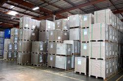 물결 모양 판지 상자 기업 브라운에 의하여 재생되는 Kraft 시험 강선 종이 장