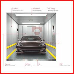 에너지 절약 차 운임 상품 화물 엘리베이터 상승