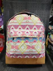 標準的な旅行袋の通学かばんは袋のバックパックの女性を遊ばすHandbag