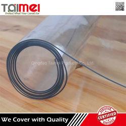 Toalha de PVC Wipeable plástico transparente