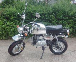 DB010b Hot vender 125cc Monkey Bike y gorila de 125 cc para Adulsts, Dirt Bike y de la motocicleta con CE