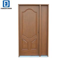 Fangdaの熱い発動を促された白い母および息子のガラス繊維のドア