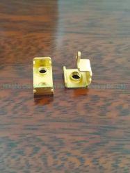 릴레이 접촉 리드의 금속 부품 전자 하드웨어 파편 전기 금속 파넬 스프링 접촉 정밀 스탬핑 금속
