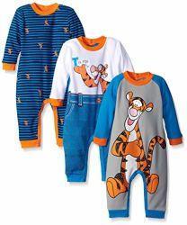 Los bebés varones' Buscando a Nemo Tigger Monsters Inc Mike Sully monos de prendas de vestir ropa infantil