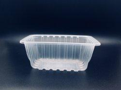 De plastic Verpakking van het Dienblad van het Bevroren Voedsel voor Vlees kan verzegelen
