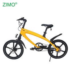 유럽 창고 주식 20 인치 36V 240W 스포츠 페달 지원 E 자전거 자전거 전기 자전거