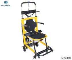 Medizinischer Rollstuhl-Aufzug-Evakuierung-Einheit-Treppen-Krankenhaus-Stuhl des Höhenruder-M-ESC001