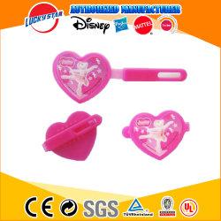 女の子のための女の子のヘアークリップの中心の形のAngelna卸し売り甘いクリップ