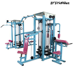 Salle de gym de l'équipement commercial/8 sports de la station de marchandises/l'Bodybuilding Fitness de l'équipement
