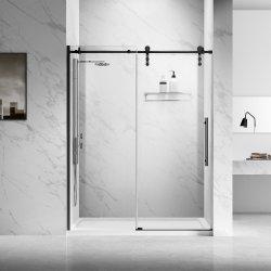 Sally CE Cupc Water-Mark precio de fábrica de puertas corredizas ducha Revestimiento fácil de limpiar el cuarto de baño Custom