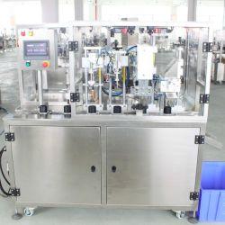 Kosmetische Lotion-/Sahne-/Pasten-lineare Gefäß-Fülle-Dichtung Monoblock volle automatische Nährmaschine