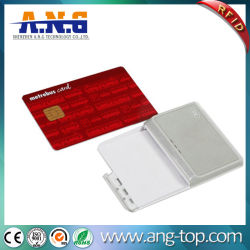 ISO7816 EMV Bluetooth Smart Card Reader Writer Android ACR3901U