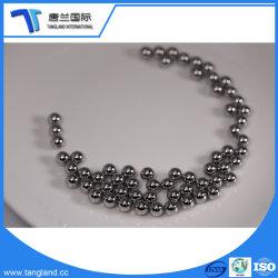 Rodamiento de alta precisión/Chorme/acero inoxidable/carbono/Metal/bola de acero con buen precio.
