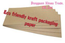 70GSM Eco-Friendly embalagem Kraft papel para embalagem de mercadorias
