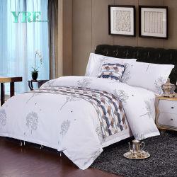 印刷されたシーツのデジタルプリント寝具