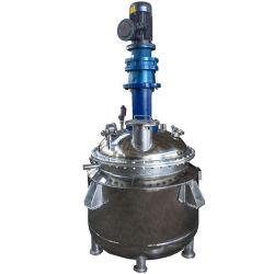 VakuumPharma doppelter kosmetischer Handshampoo-Desinfizierer-Seifen-Dampf-Stromheizungs-chemischer flüssiger MantelEdelstahl-mischendes Becken des Mischer-100-5000L kleiner