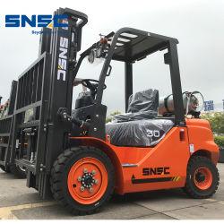China Snsc3.5ton Carretilla elevadora gas FL35 Wtith Japón Precio motor