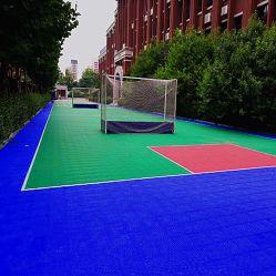 フットボールのゴム製床のサッカー場の床のFutsalのマット