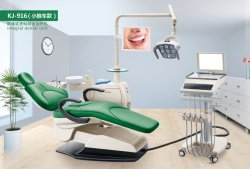 الصين CE ISO13485 سعر جيد مع حامل وحدة الأسنان الحامل