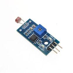 최신 판매 Ldr 감광성 저항 센서 모듈