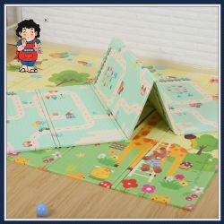 XPE plegable plegado/Baby Play/XPE Puzzle/Niños/Escalar/Niños Activitys Juegos Juguetes/educativo Multifunctiona/pisos alfombras alfombra Mat