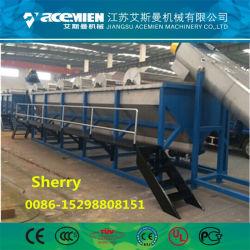 De zachte Droge Wasmachine van de Was van de Verbrijzeling van de Film voor PE pp HDPE LDPE BOPP