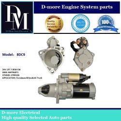8 DC9 M004T95071 M4T95071 Motor de arranque 24V 7.5KW 13T