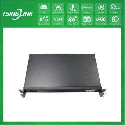 Two-Channel la vidéo HD 1080p/720p Décodeur vidéo intégré avec VGA/HDMI/sortie CVBS