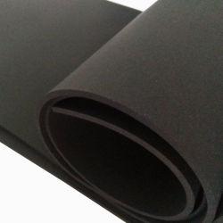 Prueba de sonido y ruido compuesto de caucho resistente a productos de caucho lámina de goma