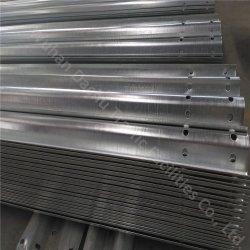 Qualità acciaio zincato a caldo barriera stradale
