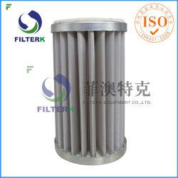 Filtro de gás do cilindro Filterk