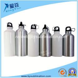 Сублимация алюминиевых спортивных бутылка воды
