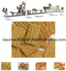 وجبات خفيفة مقلية من قشرة الأرز آلة معالجة الكترودر