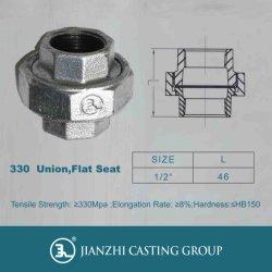 可鍛性鉄の管付属品連合