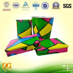 Impresión colorida Tin Box, la cuchara