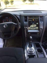 Android 6.1 La navigation en voiture pour Nissan Patrol Android écran 12,1 pouces de gros fabricant de navigation verticale