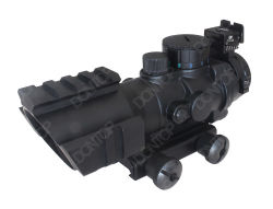 4X32 Rifle táctico visor óptico de la caza de los ámbitos de la vista
