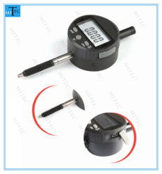 Wasser-Beweis-Digital-elektronischer Anzeigeinstrument-Vorwahlknopf-Anzeiger 0-50mm der China-Fabrik-IP54 IP65